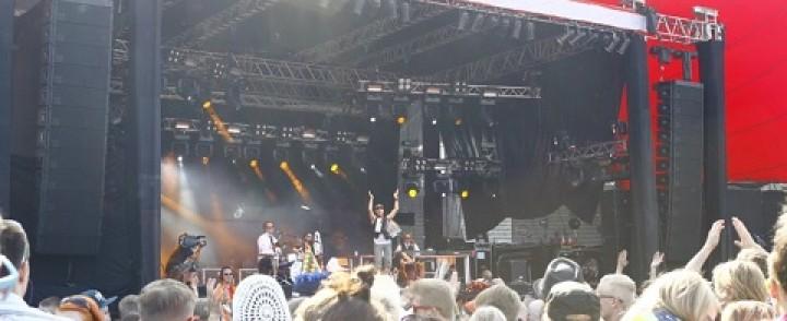 Ilosaarirock 2013 kuvin ja äänin, osa 1 – Töminä- ja Sulo-klubit