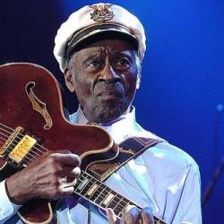 Rock-legenda Chuck Berry saapuu Suomeen