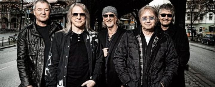 Heavyn pioneeri Deep Purple saapuu kahdelle keikalle Suomeen