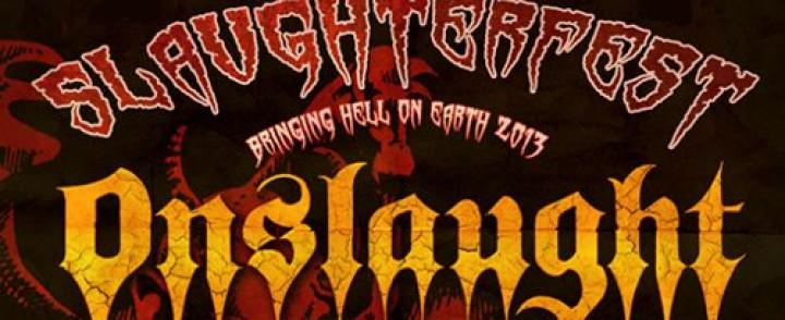 Slaughterfest rantautuu Tampereelle