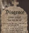 Disgrace soittaa 25-vuotisjuhlakiertueen – ja laittaa pillit pussiin
