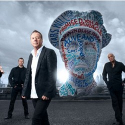 Simple Minds saapuu Suomeen