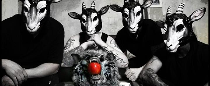 Lauantaina palvotaan vuohia grindcoren siivin Metalheim IV-festivaaleilla