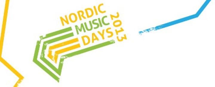 Pohjoismaiset musiikkipäivät tarjoavat nykymusiikkia viiden päivän ajan