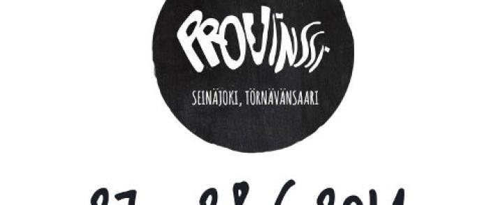 The Prodigy Provinssiin, myös muita ulko- ja  kotimaisia kiinnityksiä