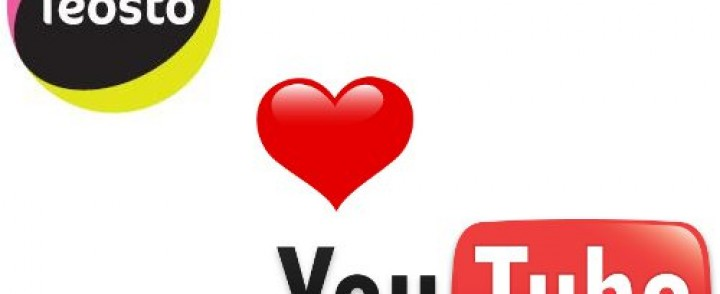 Teosto ja YouTube solmivat lisensointisopimuksen