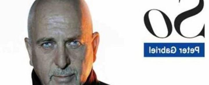 Peter Gabriel saapuu 27 vuoden tauon jälkeen Suomeen