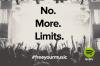 Spotifysta poistui ilmaiskuuntelun aikarajoitus