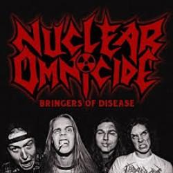 Nuclear Omnicide : Bringers of Disease-EP – Turboahdettua vanhan liiton death-thrashia nuoruuden innolla