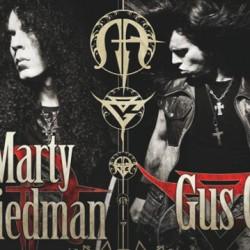 Gus G ja Marty Friedman tuovat mukanaan erikoisvieraita