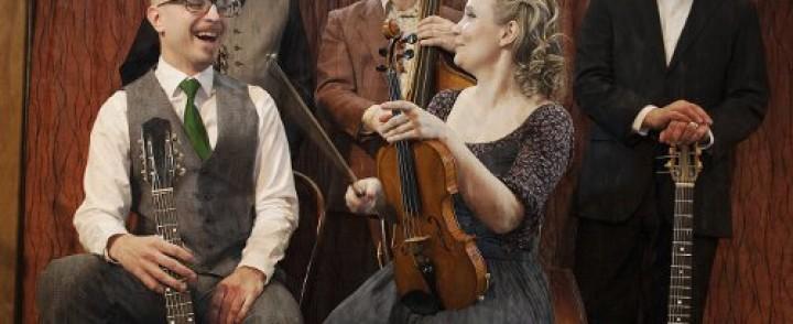 Gypsyjazz-legenda Django Reinhardtia muistellaan laajasti ensi viikon perjantaina