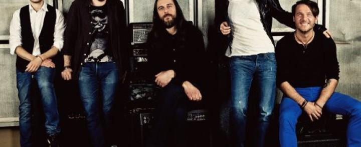 Okean Elzy, Ukrainan suosituin rock-yhtye, saapuu Suomeen