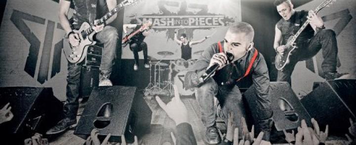 Ruotsalainen hardrock-yhtye Smash into Pieces palaa lokakuussa Suomeen