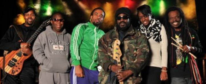 Reggae-legenda The Wailers saapuu Suomeen