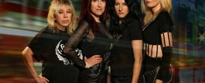 Lets rock – Girlschool saapuu jälleen Suomeen
