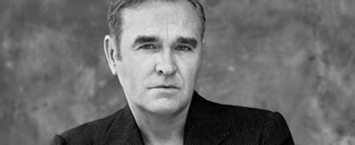 Morrissey saapuu Suomeen