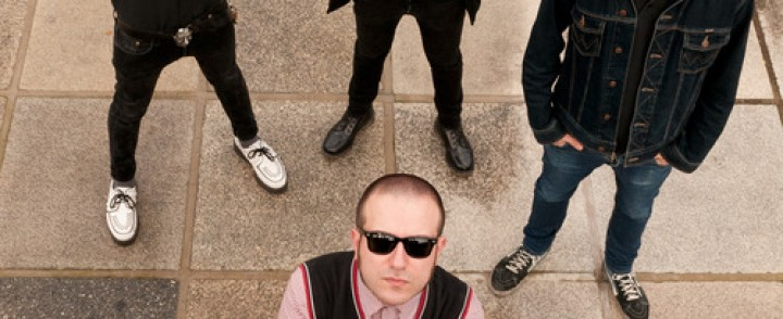 Saksalainen ska-bändi The Offenders minirundille Suomeen