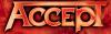 Kahdelle nopeimmalle liput Acceptin keikalle