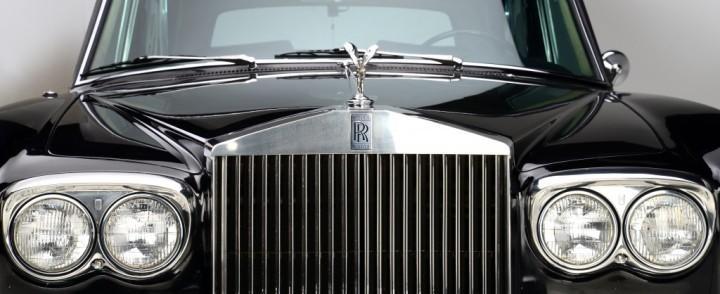 Osta Johnny Cashin Rolls Royce