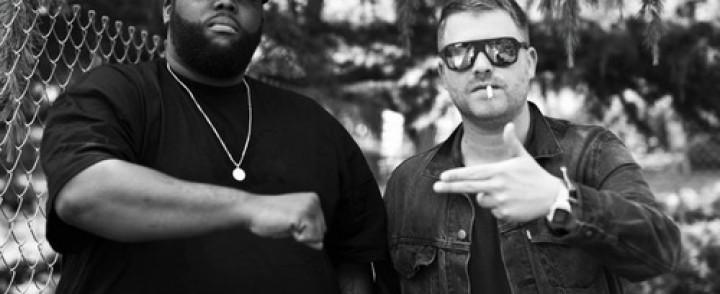 El-P:n ja Killer Miken duo Run the Jewels Tavastialle