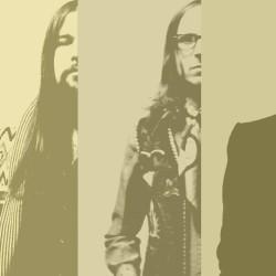Psykedelistä hardrockia soittava The Golden Grass Helsinkiin ja Tampereelle