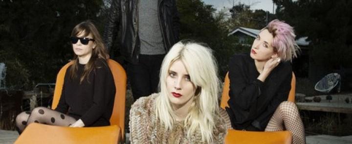 Kanadalainen punk-bändi White Lung saapuu Suomeen