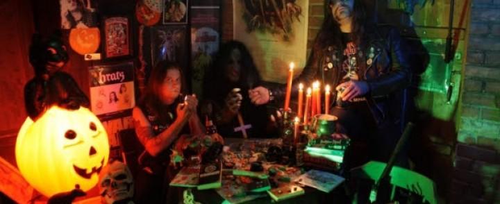 Amerikkalainen Acid Witch saapuu ensi kertaa Suomeen