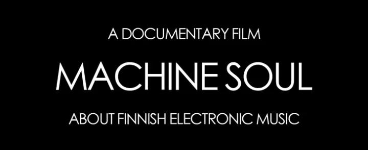 Machine Soul – Tero Vuorinen tekee dokumenttia suomalaisesta konemusiikista