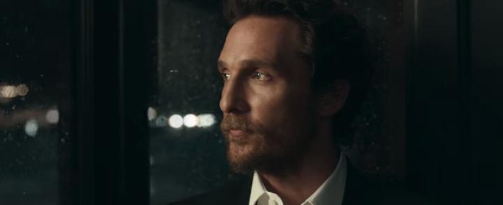 Onko tylsää, vietä siis hetki Matthew McConaugheyn kanssa