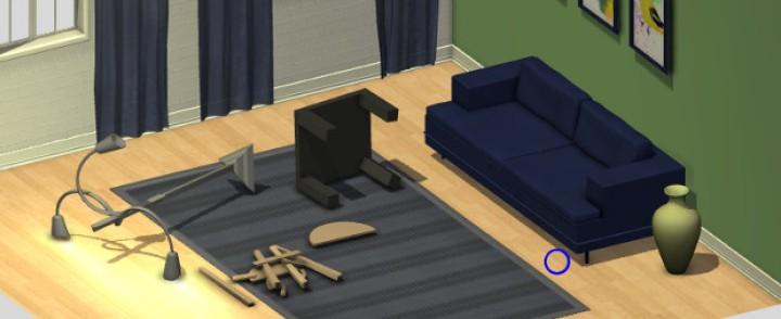 Hieman outo peli, Höme Improvisåtionissa voi harjoitella Ikea-huonekalujen kokoamista
