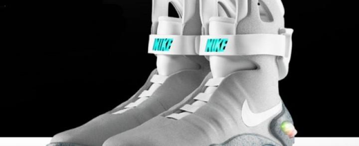 Tulevaisuus on tulossa bäkkiin – Nikelta tulee Marty McFly -henkiset tennarit