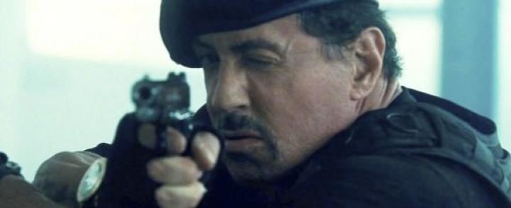 Stallone Ramboilee vitosessa viimeiseen verenpisaraan asti