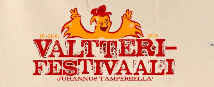 Tampereen Valtteri-juhannukseen useita kotimaisia kiinnityksiä