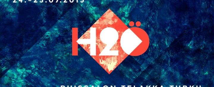 H2Ö-festivaali palaa jopa vielä oudompana
