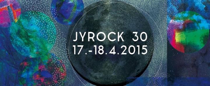 Jyrockin 30-vuotisjuhlan ensimmäiset kiinnitykset julki