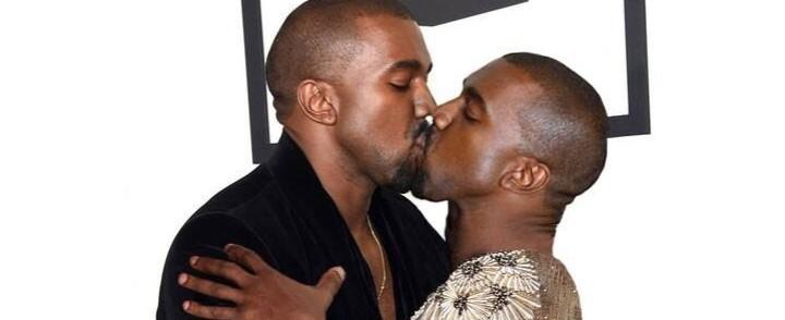 """Kanye haluaa """"homopusukuvansa"""" poistettavan netistä"""