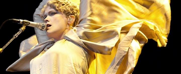 Norjalainen singer-songwriter Ane Brun saapuu The Circukseen