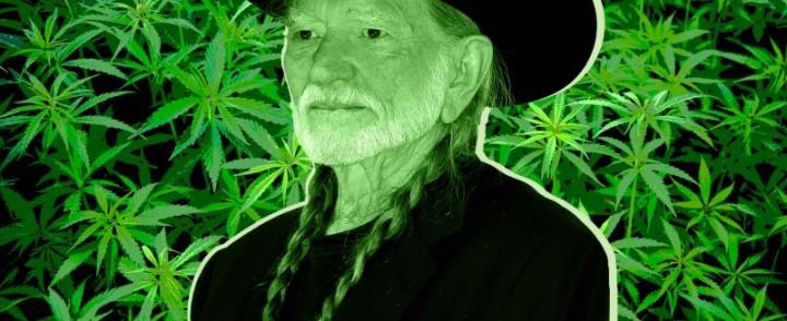 Country-legenda Willie Nelson lanseeraa oman marihuana-brändin