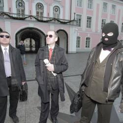 Hot Kommunist – omalaatuisia kuvioita ja sarkastisia havaintoja