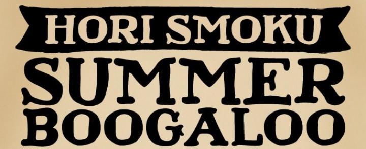 Hori Smoku Summer Boogaloon vikat kiinnitykset julki