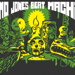 Cosmo Jones Beat Machine : Skunkadelicatess – Räkäsvengin kalifien kosto