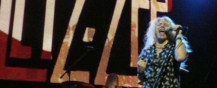 Led Zeppelin -koveribändi Letz Zep saapuu Savoy-teatteriin