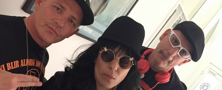 Leila K saapuu 20 vuoden tauon jälkeen Suomeen, mukana myös Rob'n'Raz
