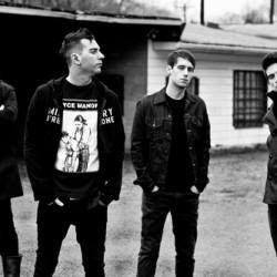 Punk-bändi Anti-Flag saapuu Suomeen
