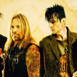 Mötley Crüen jäähyväiskiertue myös Suomeen