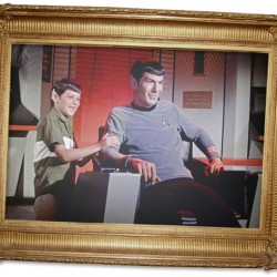 Leonard Nemoyn poika kerää joukkorahoitusta Spock-dokumenttiin