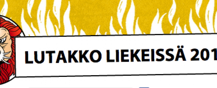 Lutakko Liekeissä viimeisteltiin Jex Thothilla, Vånna Ingetillä, Lähiörotilla ja Area52:lla