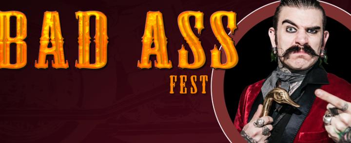 Tuskan isä perusti uuden Bad Ass Festivalin