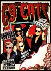 Jyrki69:n rockbilly-pumppu The 69 Cats ensi kertaa Suomeen