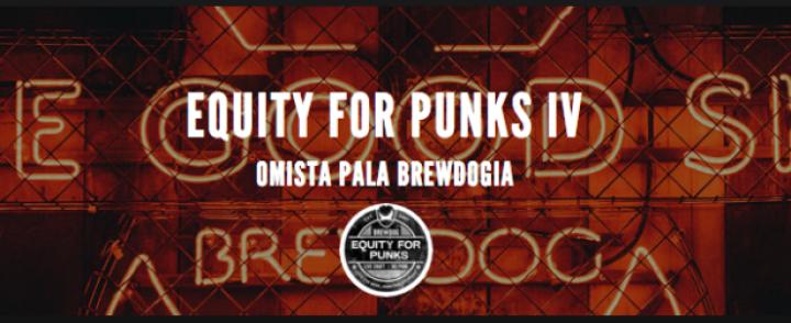 BrewDog tarjoaa jälleen osuuksia punkkareille